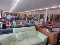 Prodejna s nábytkem v Jeseníku